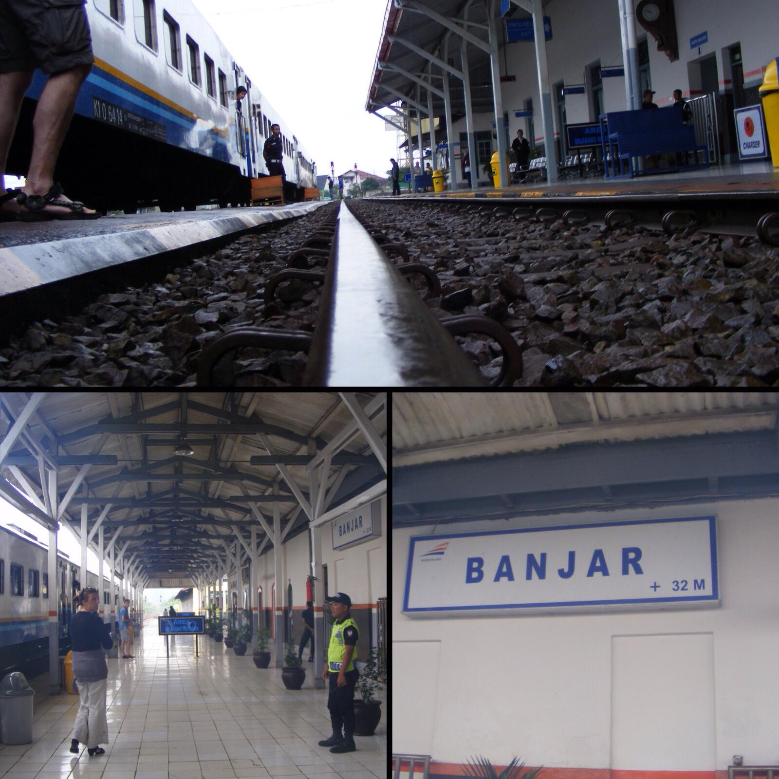Dag 4 & 5: vulkaan, thee, muziek en trein