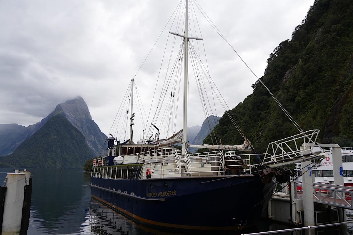 New Zealand – Het Zuidereiland deel 2